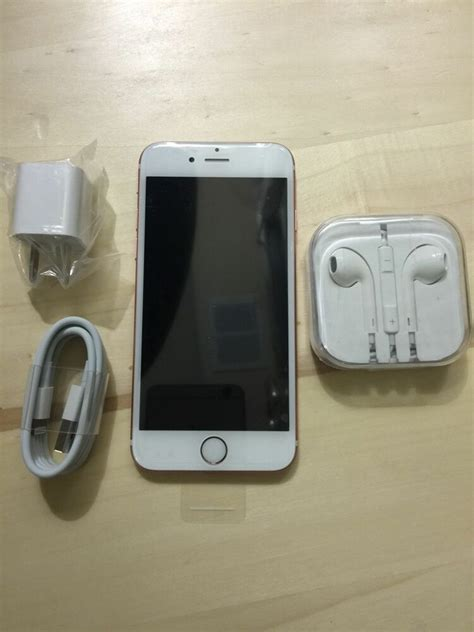 new apple iphone 6s 64gb gold factory unlocked at t t mobile open box 888462500203 ebay