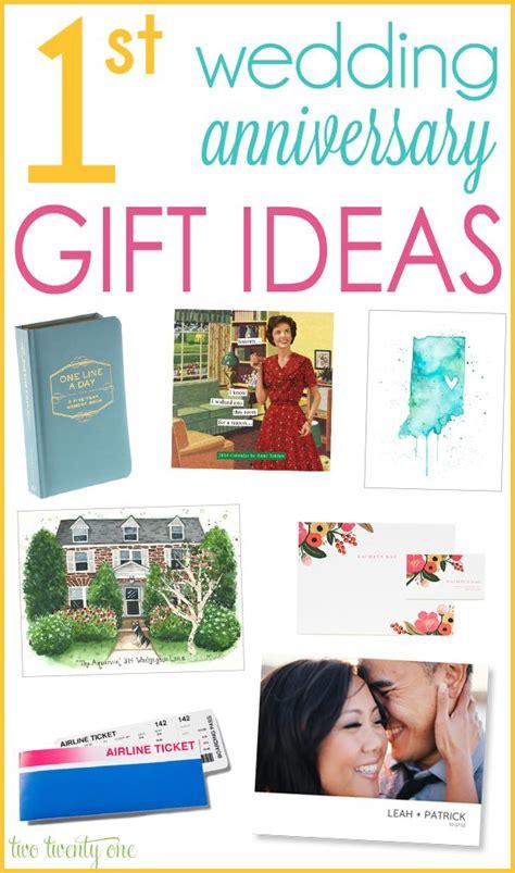 st wedding anniversary gift ideas paper wedding