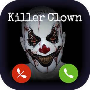 call from killer clown android apps on google play