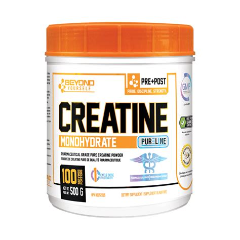 p p creatine monohydrate 500 grs creatine monohydrate beyond yourself 500 gr
