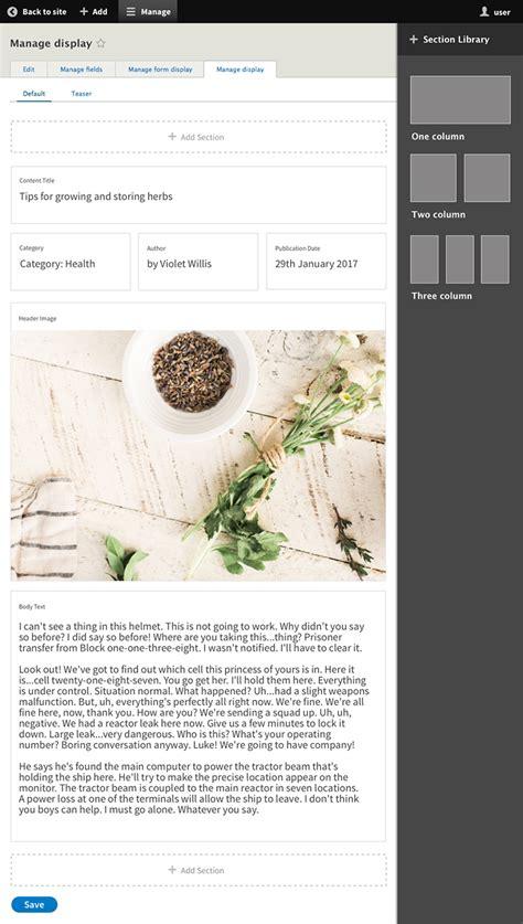 drupal themes garland drupal 7 garland theme demo free drupal themes