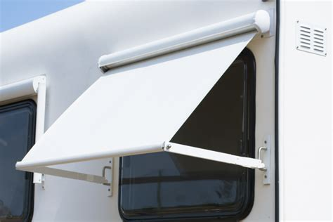 motorhome window awnings window awning