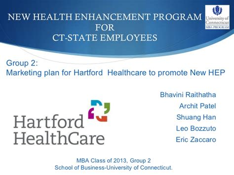hartford healthcare at home marketing to hartford healthcare