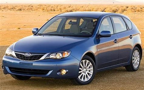 subaru impreza hatchback pricing  sale