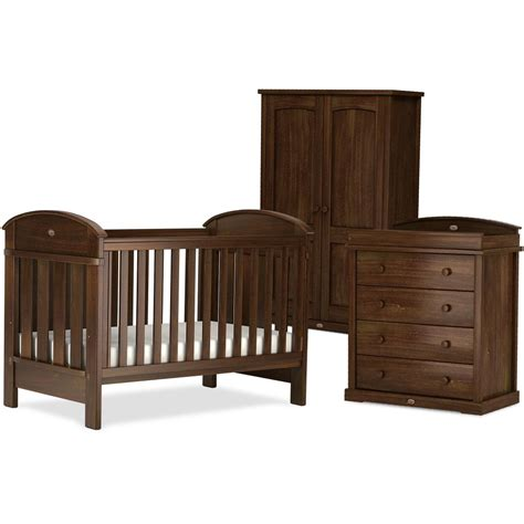 Boori Madison 3 Piece Nursery Furniture Set Available From 3 Nursery Furniture Sets