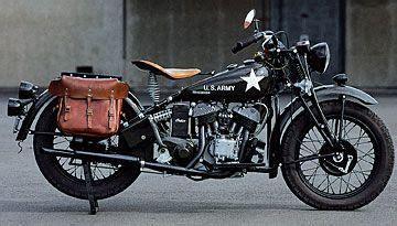 Indian Motorrad Auspuff by 1941 Indian Model 741 Auto Motorr 228 Der