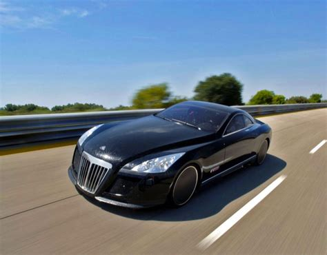 maybach sports car maybach exelero the most expensive car on earth niger