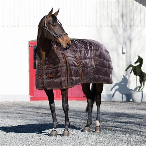 pferd decken warme stall decke mit kreuzbegurtung 200gr winddicht