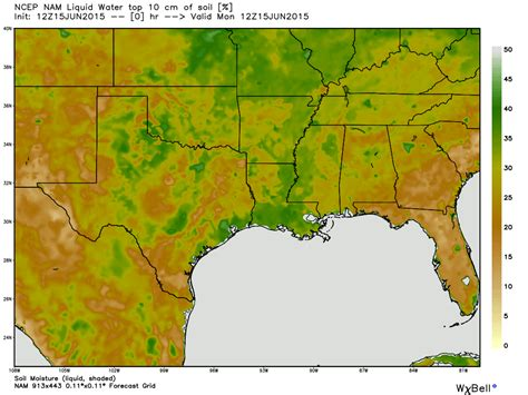 soil temperature map texas how will the gulf disturbance affect texas and oklahoma weather