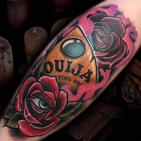 ouija board tattoo 25 best ideas about ouija on