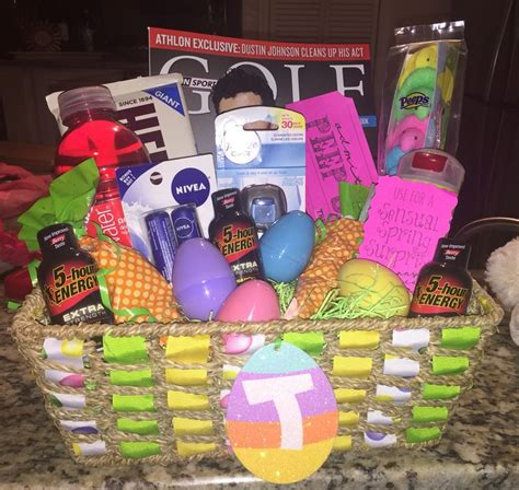 gift basket ideas for him easter basket gift idea for him everything gifts