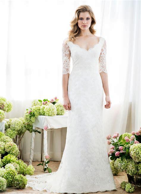 Wedding Attire by Lace Sleeve Wedding Dress Schimmel Bridal Nz