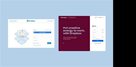 dropbox branding dropbox rebrand for positioning prototypr