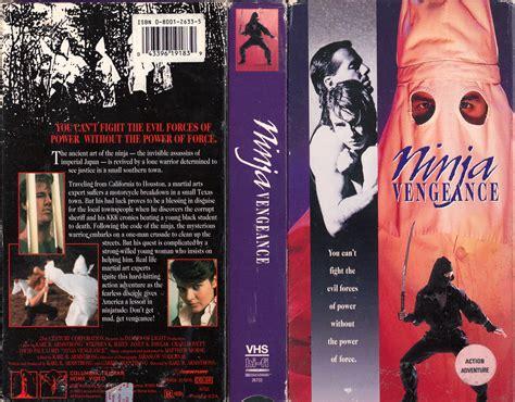 ninja film german ninja vengeance 1988 movie