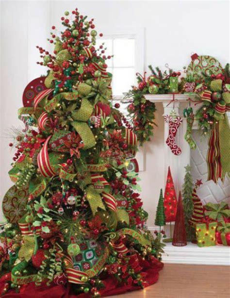 retro gran oh christmas tree