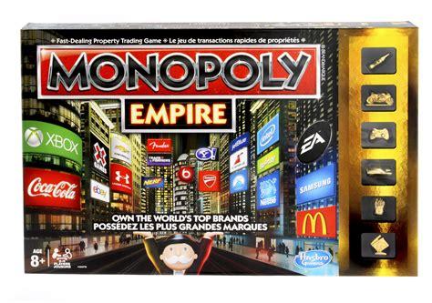 hasbro monopoly empire hasbro monopoly empire box print image creativity