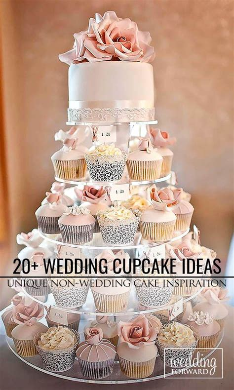 wedding cupcake ideas 42 totally unique wedding cupcake ideas cupcake photos