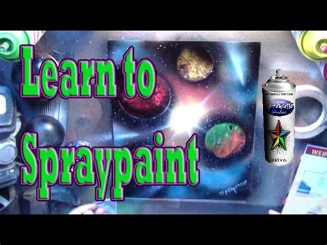 spray paint tutorial beginner amazing spraypainting tutorial beginner level