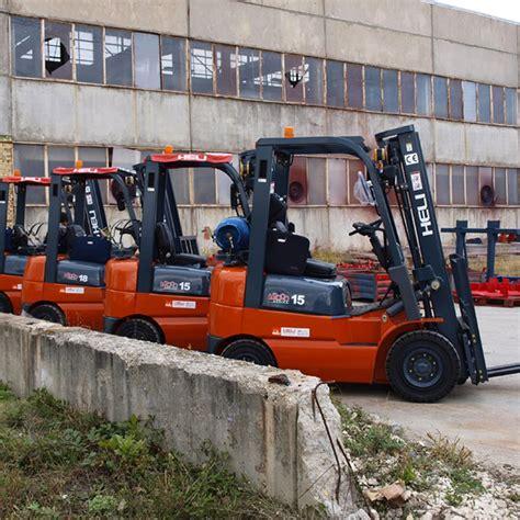 Heli 1 8t Lpg Forklift Cpqd18 Forklift Price India Buy