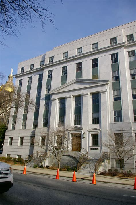 Superior Court Of Fulton County Ga Search Supreme Court Court Of Appeal Us Courthouses