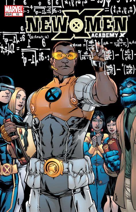 new x men volume 2 new x men vol 2 10 marvel comics database