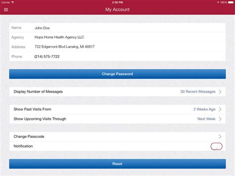 app shopper axxess agencycore