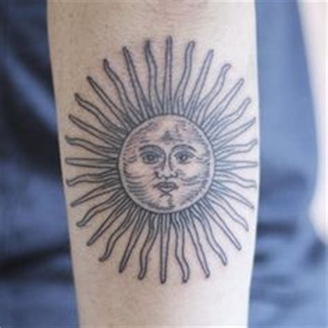 tattoo prices argentina inca sun sun of may it is one of the national emblems