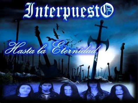 hasta la eternidad nvo disco de interpuesto youtube