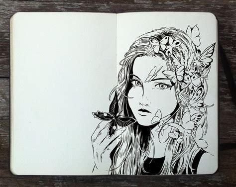 doodle kill 303 you give me butterflies by picolo kun on deviantart