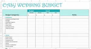 wedding budget template uk easy wedding budget excel template savvy spreadsheets