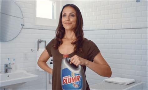 Commercial Woman Plumber | liquid plumr commercial song cracks