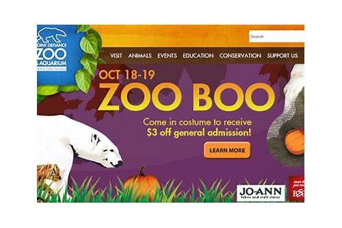 point defiance zoo coupon codes