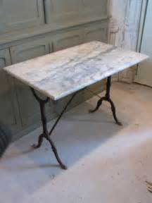 square marble top bistro table early bistro table from iron base table