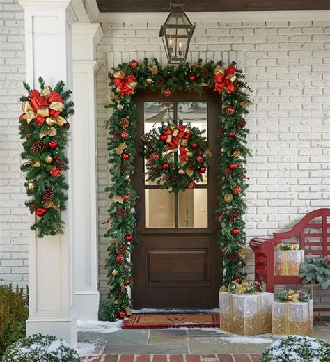 ideas for using greenhouse for outdoor christmas decorating outside decorations dress up your home improvements