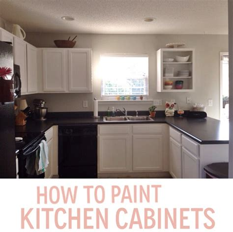 painting kitchen cabinets what of paint to use
