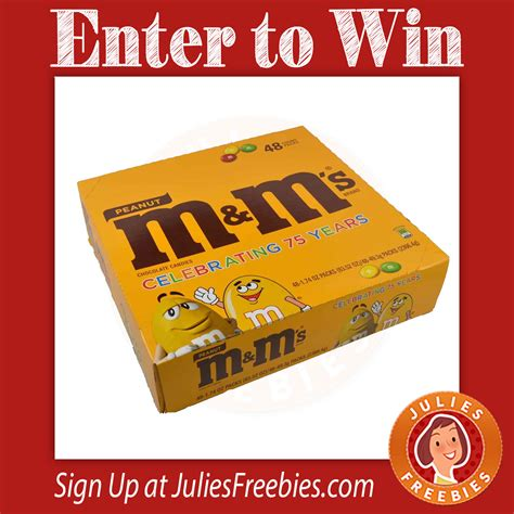 Freebies Sweepstakes - get nutty sweepstakes julie s freebies