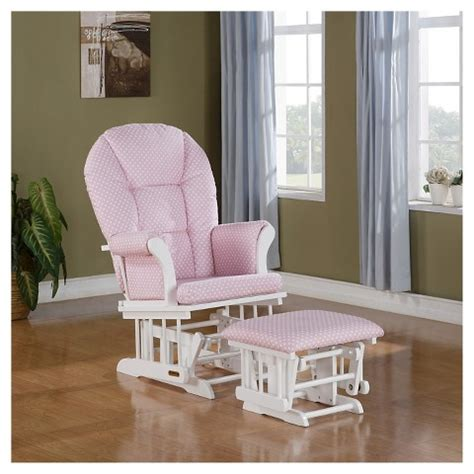 shermag alexis glider rocker and ottoman combo shermag alexis glider rocker and ottoman combo target
