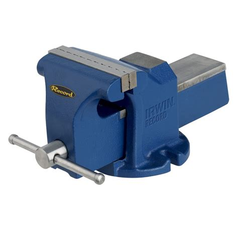 screwfix bench vice irwin record 100mm engineers bench vice 10507771 vices