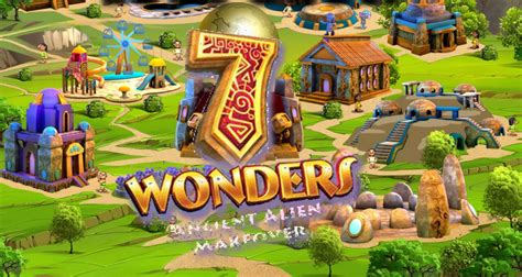 full version games for free 7 wonders ancient alien makeover game free download full