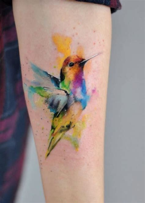 watercolor bird tattoo designs 25 best watercolor bird tattoos ideas on