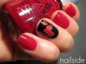 valentine s day nail tutorials