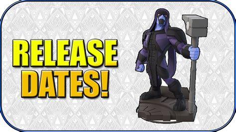 Disney Infinity 2 0 Release Date Disney Infinity Villians Yondu And Falcon Release Date