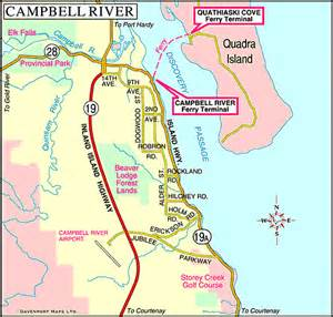 maps vancouver island bc canada map of cbell river vancouver island vancouver island
