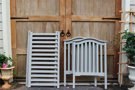 Can You Paint Baby Crib Can I Chalk Paint A Crib