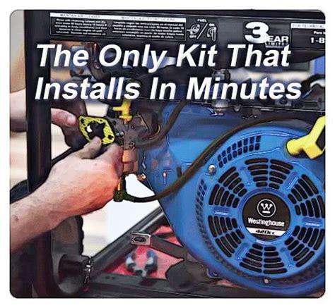 conversion kit for generator best 25 gas generator ideas on
