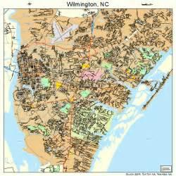 wilmington carolina map 3774440