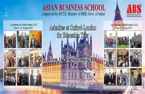 Asian Mba Schools by Abs Asian Business School Noida Up Noida Mba College