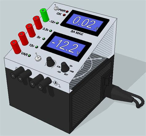 bench power supply diy 301 moved permanently