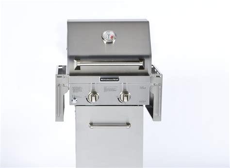 Kitchenaid 2 Burner Gas Grill Lowes Kitchenaid 720 0819 Gas Grill Consumer Reports
