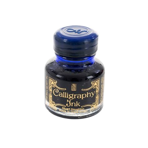 Manuscript Calligraphy Ink 30ml Pink manuscript calligraphy ink 30ml sapphire hindustan trading company supply stationery